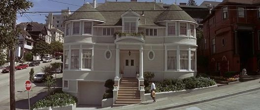 Mrs Doubtfire's Home In San Francisco