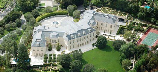 Petra Ecclestone's Famous Spelling Manor