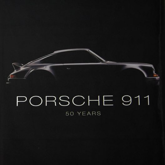 Porsche 911 Coffee Table Book