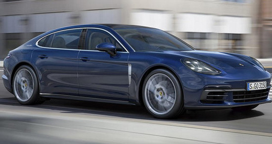 Porsche Panamera Executive With Longer Wheelbase