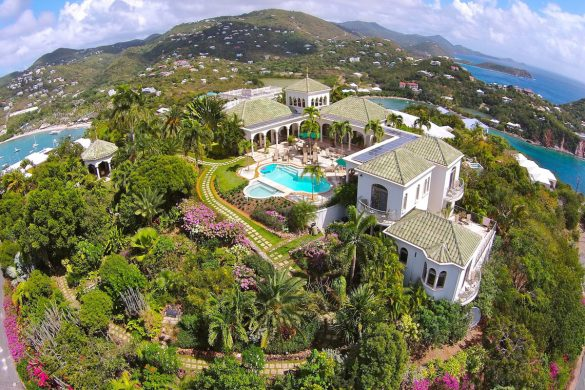 Virgin Islands' Villa Kismet