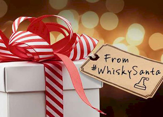 Master of Malt's #WhiskySanta