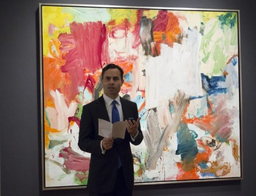 "Willem de Kooning's ""Untitled XXV"""