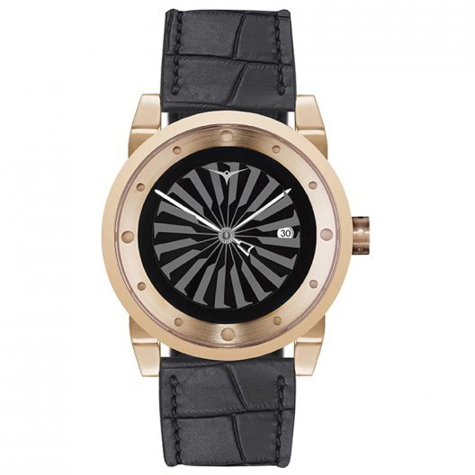 ZINVO Limited Edition Rose Gold Blade