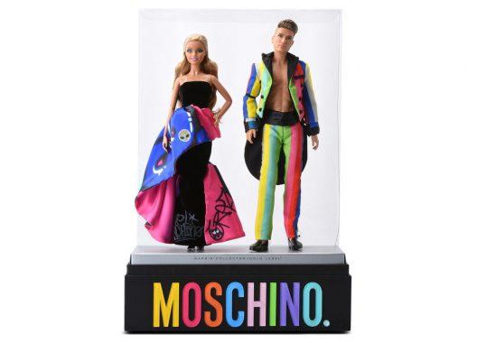 Mochino Barbie & Ken Gift Set
