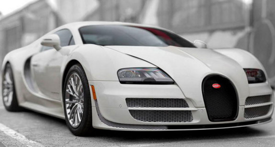 Last Bugatti Veyron Super Sport Coupe At Auction