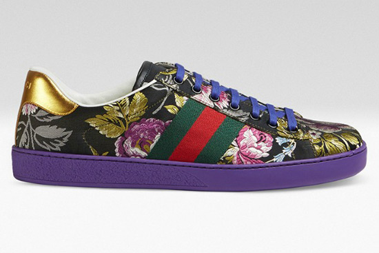 35ba8c5e7f0 Gucci Ace Sneakers Collection - eXtravaganzi