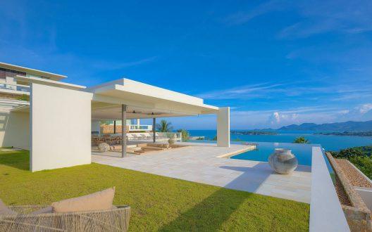 Extraordinary Villa In Koh Samui