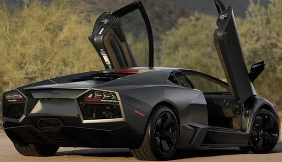 Lamborghini Reventon Goes Under The Hammer