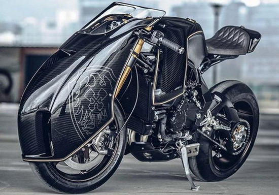 MV Agusta Brutale 800 R & D In Radical Release