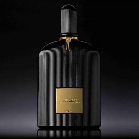 Lalique Transformed Tom Ford Black Orchid Fragrance Bottle