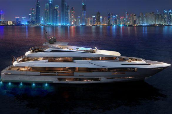 Vetta 40 Superyacht