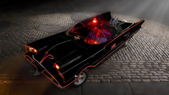 1966 Batmobile No. 5 Recently Auctioned For $210,000