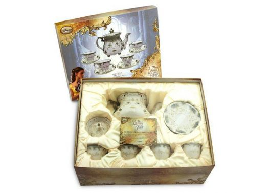 Beauty And The Beast Tea Set Limited Edition Extravaganzi