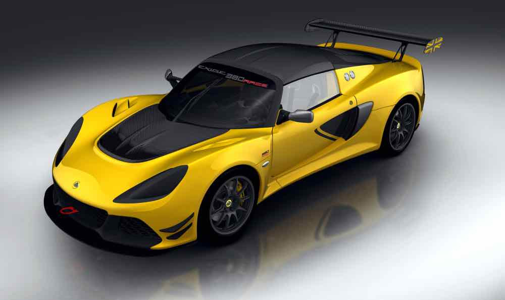 Lotus Exige Race 380: First Class In Competition