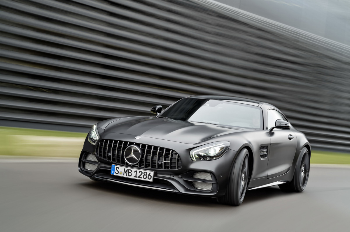 Mercedes-Benz AMG GT C Edition 50