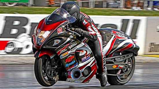 World's Fastest Pro Street Drag Bike Seeks New Owner