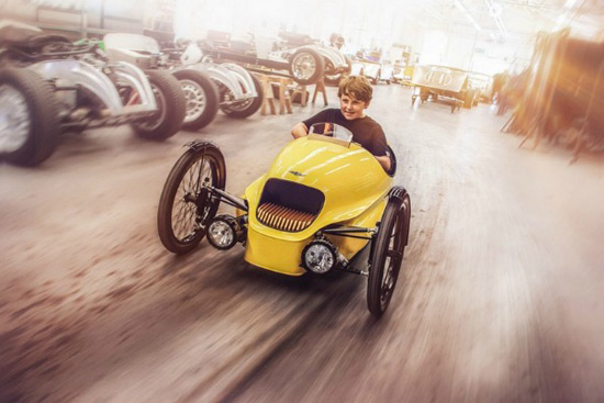 Morgan EV3 Junior – Vintage Car For Kids