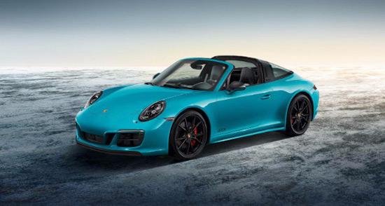 Porsche 911 Targa 4 GTS SportDesign