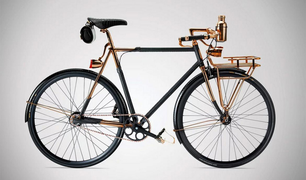 $35,000 Wheelman Bicycle by Williamson Goods and Supply