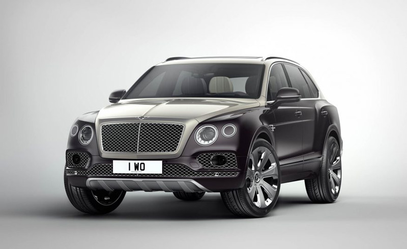 World's Most Luxurious SUV – Bentley Bentayga Mulliner