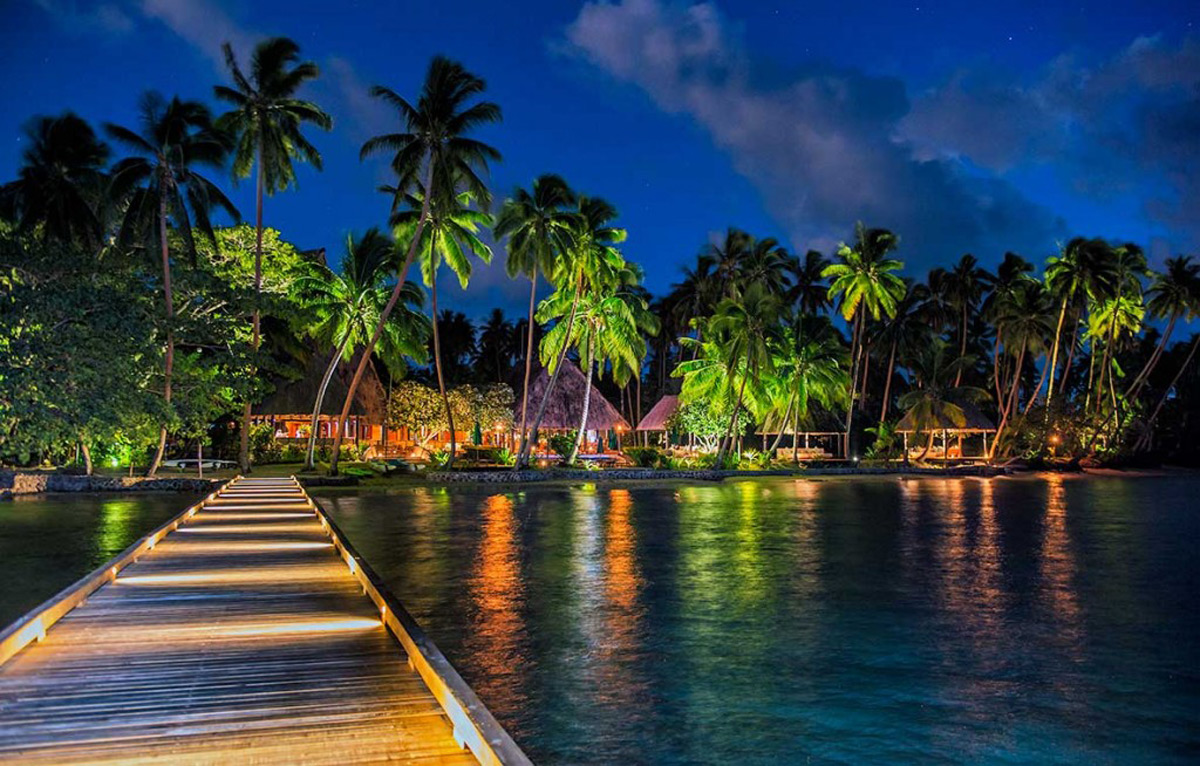 Jean Michel Cousteau Resort Fiji Ultimate Luxury
