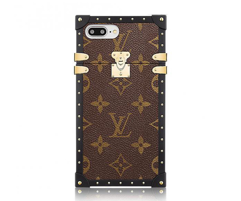 LV Eye-Trunk iPhone Case Finally Available - eXtravaganzi