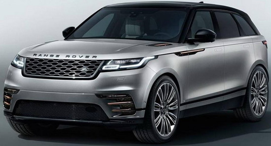 Range Rover Velar – Revealed