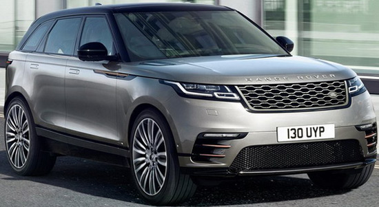 range rover velar revealed extravaganzi. Black Bedroom Furniture Sets. Home Design Ideas