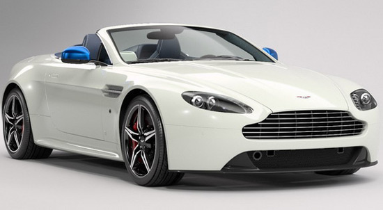 Aston Martin V8 Vantage S GB Edition