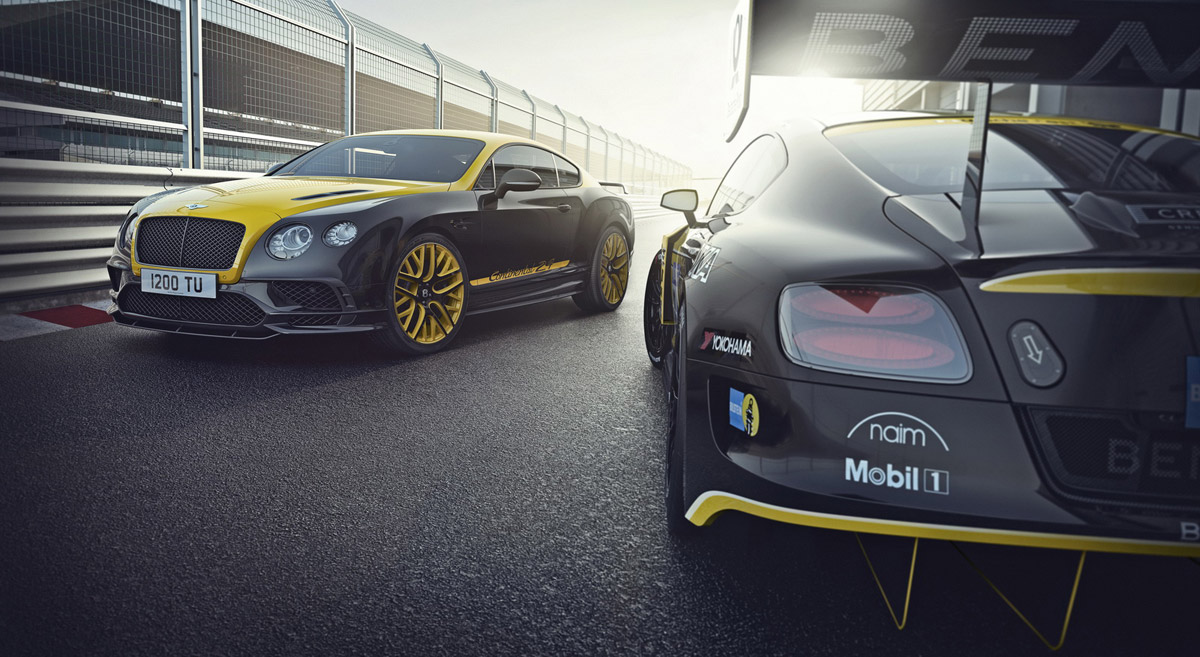 Bentley Continental 24 Limited Edition