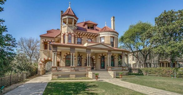 Historic Quot The Kalteyer House Quot In Texas On Sale For 2 7
