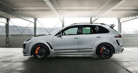TECHART Cayenne Magnum 30 Years