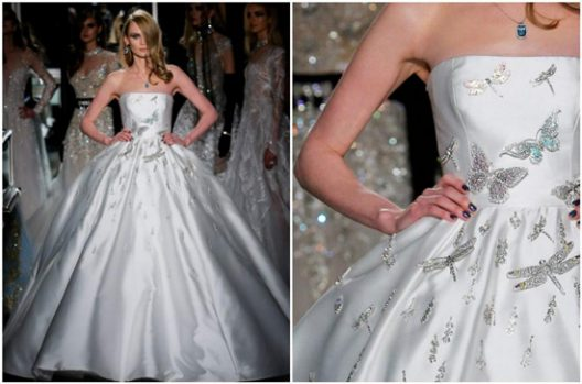 Would you pay 2 million for wedding dress extravaganzi for Paying for a wedding dress