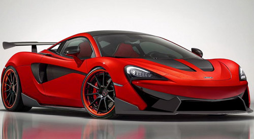 1016 Industries McLaren 570S
