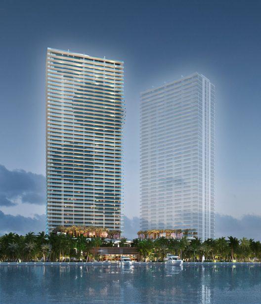 Tower House Miami Beach: GRANPARAISO RESIDENTIAL TOWER IN MIAMI