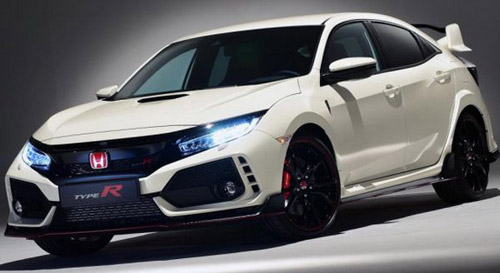 Honda Civic Type R No.1 Sold For $200.000