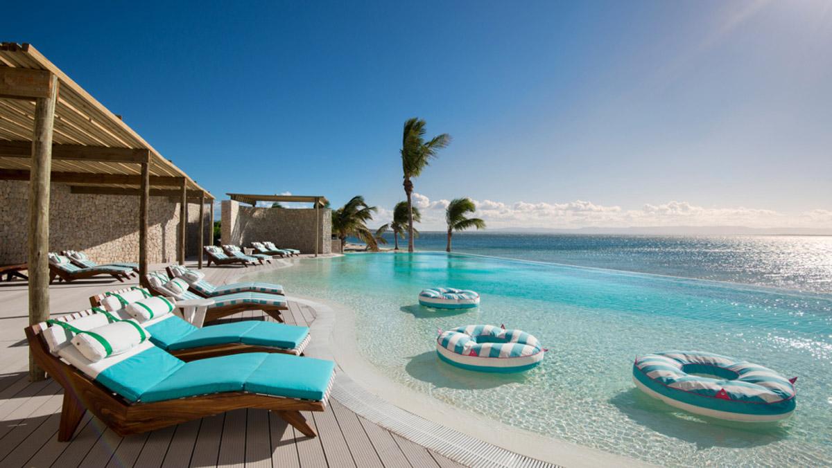 Miavana luxury madagascar resort