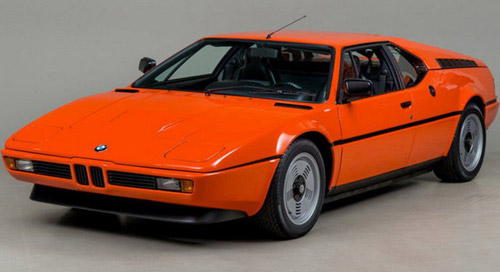 1980 BMW M1 For $745,000