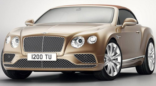 Bentley Continental GT Timeless Series