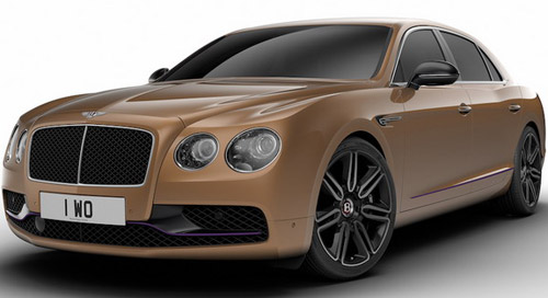 Bentley Flying Spur Design Edition by Mulliner