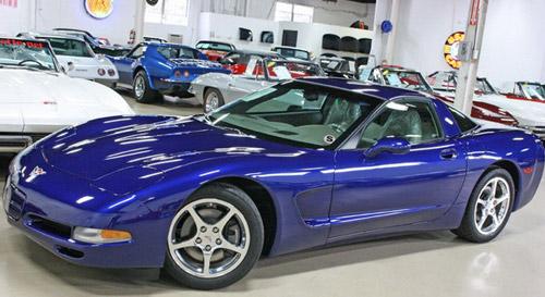 Last Chevrolet Corvette C5 On Sale For $1 Million