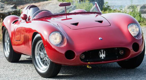 Maserati 300 S In Which Fangio Won Is Dream Of Collectors
