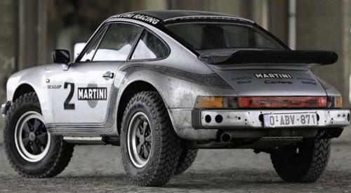 Porsche 911 Safari On Sale