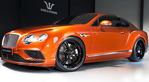 Wheelsandmore Bentley Continental GT Speed