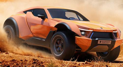 Zarooq Motors Sandracer 500GT