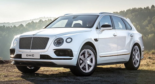 DMC Bentley Bentayga Gigante
