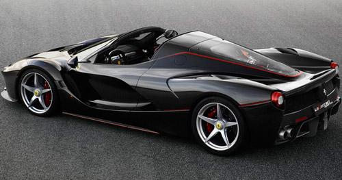Ferrari Will Make Another LaFerrari Aperture