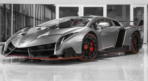 Lamborghini Veneno Worth €8 Million