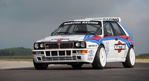 Lancia Delta Integrale Evo Worth £225,000